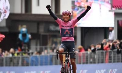 Cyclisme - Tour d'Italie 2021 - Egan Bernal assomme le Giro sur la 16ème étape