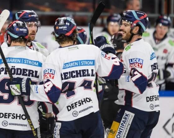 DEL - Finales - L'Eisbären Berlin réagit et force Wolfsbourg à un Match 3