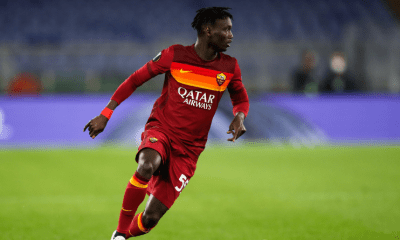 Ebrima Darboe- Le migrant gambien devenu footballeur à l'AS Roma