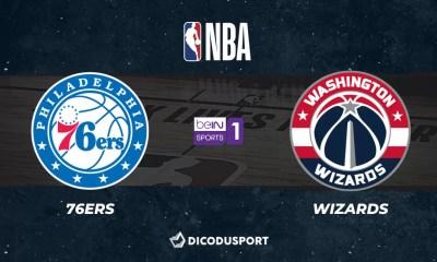 NBA - Playoffs notre pronostic pour Philadelphie 76ers - Washington Wizards (Game 2)