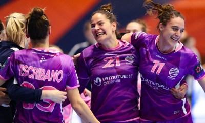 Nantes Atlantique remporte la Ligue européenne de handball 2021