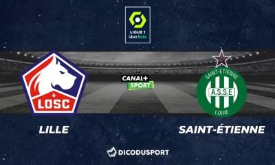 Pronostic Lille - Saint-Étienne, 37ème journée de Ligue 1