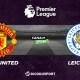 Pronostic Manchester United - Leicester, 36ème journée de Premier League