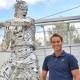Rafael Nadal a désormais sa propre statue à Roland-Garros