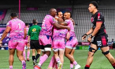 Top 14 - Le Stade Français retrouve le top 6 après sa victoire contre le LOU