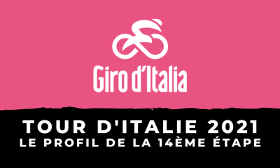 Tour d'Italie 2021 : le profil de la 14ème étape