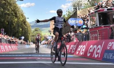 Tour d'Italie 2021 : Mauro Schmid remporte la 11ème étape, Evenepoel craque