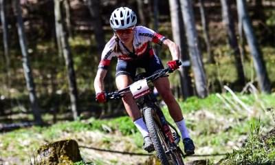 VTT Short track - Haley Batten s'impose à Nove Mesto devant Loana Lecomte