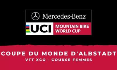 VTT XCO - Albstadt - Le classement de la course femmes