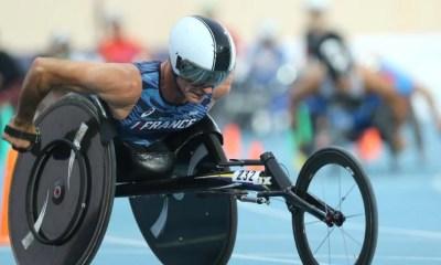 Championnats d'Europe d'athlétisme handisport : doublé français sur 100m T53