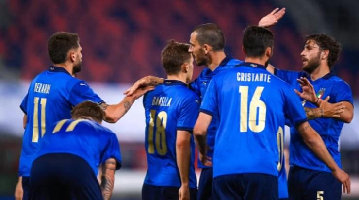 L'Italie meilleur défense ?