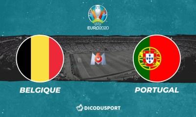 Pronostic Belgique - Portugal, Euro 2020