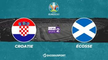 Pronostic Croatie – Écosse, Euro 2020