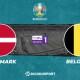 Pronostic Danemark - Belgique, Euro 2020