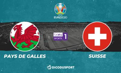 Pronostic Pays de Galles - Suisse, Euro 2020