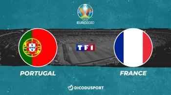 Pronostic Portugal – France, Euro 2020