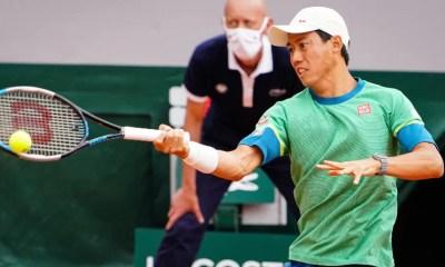 Roland-Garros: Nishikori en huitièmes après le forfait de Henri Laaksonen