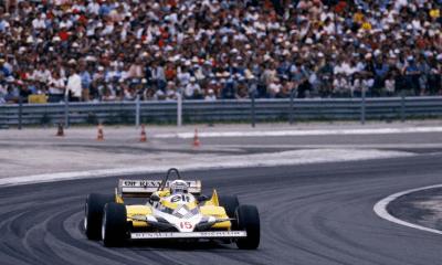 5 juillet 1981 - Premier Grand Prix pour Alain Prost