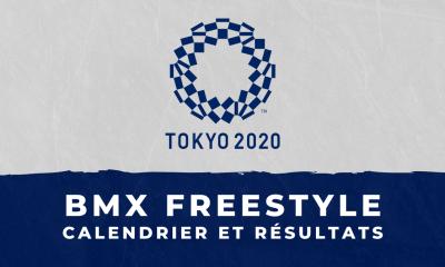 BMX Freestyle - Jeux Olympiques de Tokyo calendrier et résultats