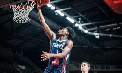 Coupe du monde de basket U19 : les Bleuets échouent de peu en finale face aux Américains