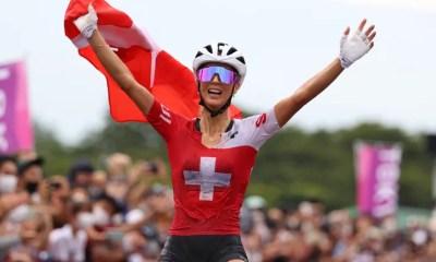 JO Tokyo 2020 - VTT : Désillusion pour les Bleues, Neff mène un triplé suisse
