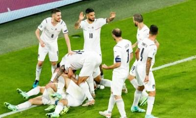 Euro 2020 - Belgique - Italie, les Azzuri en demi-finales