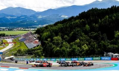 F1 : Tout savoir avant le Grand Prix d'Autriche 2021