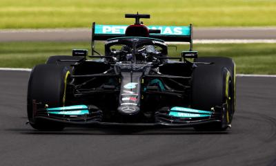 Grand Prix de Grande-Bretagne Lewis Hamilton meilleur temps des qualifications !