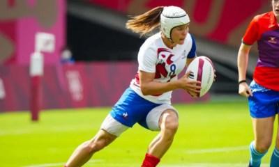 JO Tokyo 2020 – Rugby à 7 Les Bleues s'imposent facilement face au Brésil