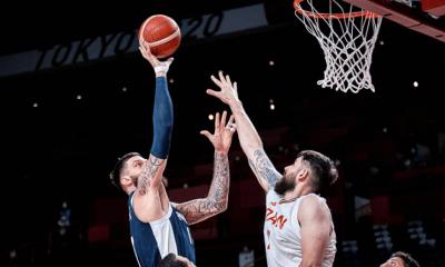 JO Tokyo 2020 - Basket Les notes des Bleus contre l'Iran