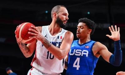 JO Tokyo 2020 - Basket-ball Les Bleus réalisent l'exploit face aux États-Unis !
