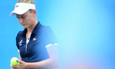 JO Tokyo 2020 - Tennis : Fiona Ferro éliminée par Sorribes Tormo