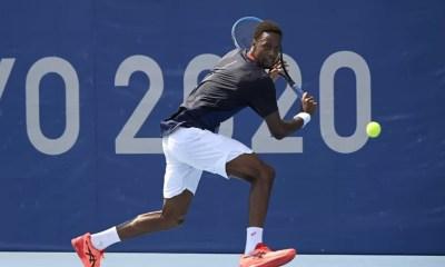 JO Tokyo 2020 - Tennis Gaël Monfils éliminé au terme d'un long combat