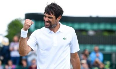 JO Tokyo 2020 - Tennis Jérémy Chardy élimine Barrios et file au second tour