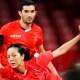 JO Tokyo 2020 - Tennis de table les Bleus battus en petite finale du double mixte