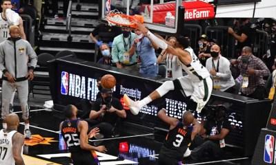 NBA Finals : Les notes du match 5 entre les Phoenix Suns et les Milwaukee Bucks