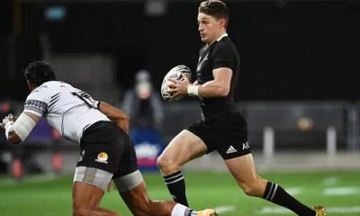 Test match : La Nouvelle-Zélande domine largement les Fidji