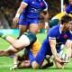 Test match : le XV de France s'incline face à l'Australie lors du troisième test