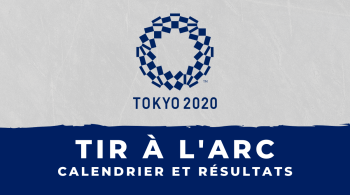 Tir à l'arc – Jeux Olympiques de Tokyo calendrier et résultats