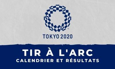 Tir à l'arc - Jeux Olympiques de Tokyo calendrier et résultats