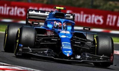 Grand Prix de Hongrie Premier victoire d'Esteban Ocon en F1 !