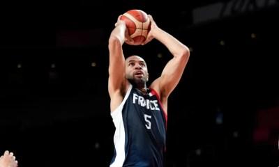 JO Tokyo 2020 - Basket Les notes des Bleus face à l'Italie