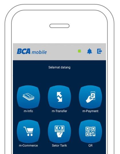 Cara transfer m-Transfer BCA