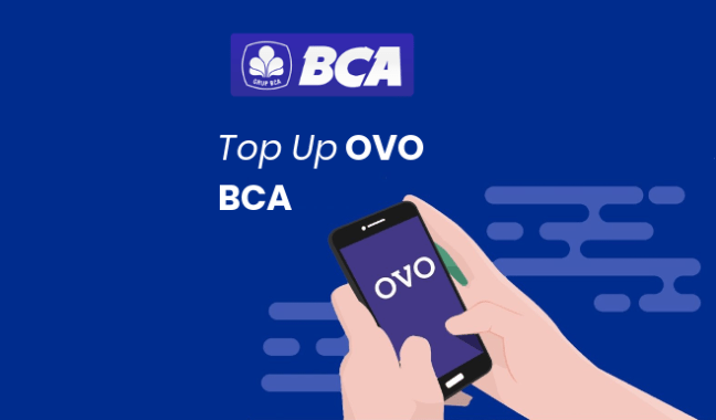 Top Up OVO BCA