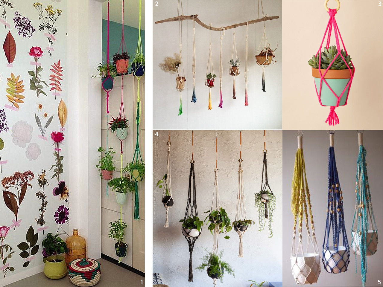 Decoraciones Hippies 5 Ideas Para Decorar Con Macramé
