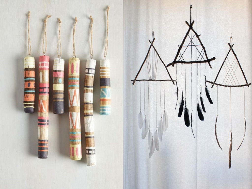 Decoraciones Hippies Ideas Para Una Navidad Boho Chic Un Toque Original Y
