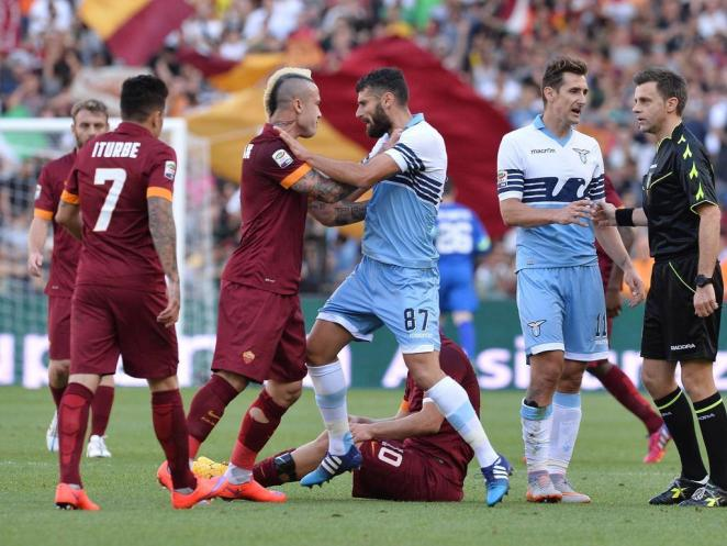 Roma and Lazio rivals derby game Most fun club to play on FM