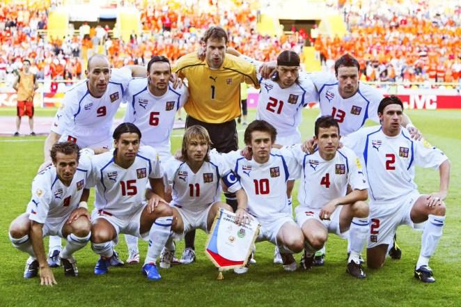 Czech 2004 Team