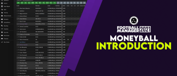 shows the moneyball introduction header image
