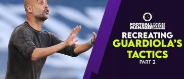 Guardiola's Tactics Part 2
